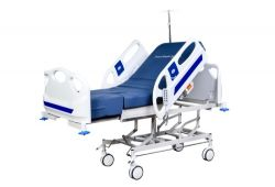 Duman-AD-1650 DELIVERY BED WITH THREE MOTOR